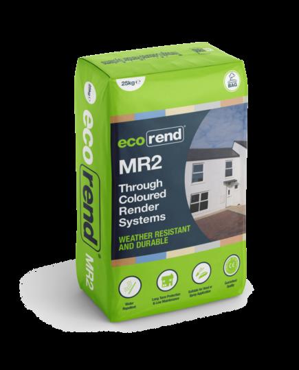 MR2 – Monocouche Render One-coat – Fibre Plus