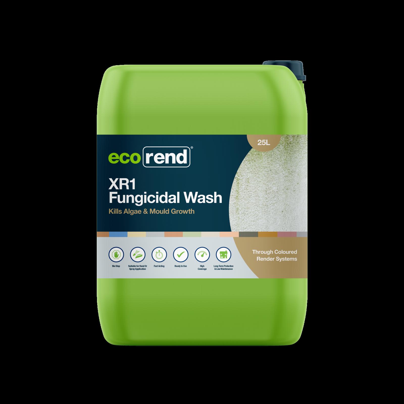 XR1 – Fungicidal Wash