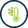 Low Temperature Application Icon