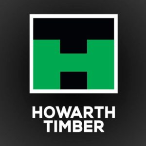 Howarth Timber logo and link
