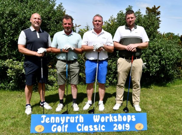 Wetherby Group Charity - Jennyruth Workshop's annual golf classic