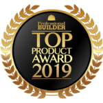 Professional Builder 2019 Top Product Award for Ecorend